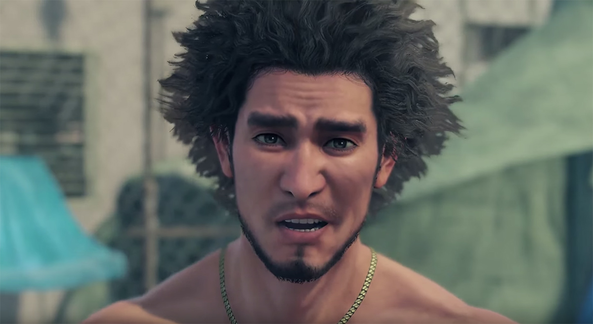 Yakuza live action film in the works