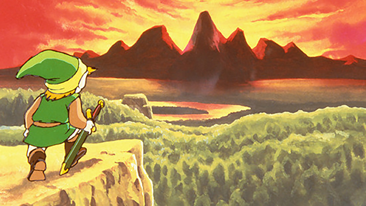 Celebrate the 35th Anniversary of the Legend of Zelda with a look at its commercials