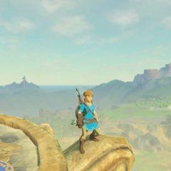 Brand new Legend of Zelda: Breath of the Wild footage shows weather, battles