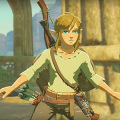 [E3 2016] The Legend of Zelda: Breath of the Wild is open world and alive